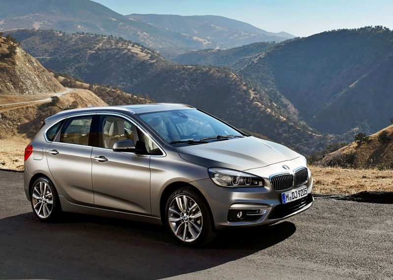 BMW 2 Active Tourer 2014