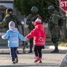 Sáhnete-li nám na rodiny, bude válka, varují Tataři z Krymu