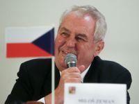 Prezident Miloš Zeman udělil první milost, brzy rozhodne o další