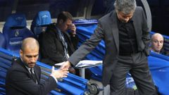 Real - Barcelona (Guardiola a Mourinho)
