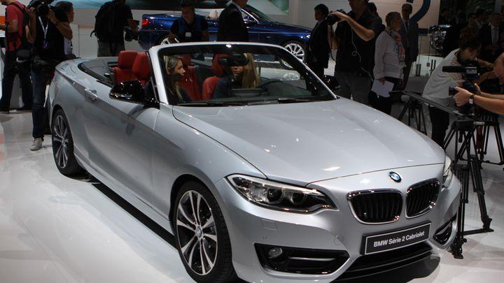 Známe jízdní řád pro nová auta BMW. První bude malé cabrio