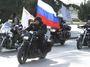 Putinovi motorkáři: Noční vlci se stali testem české svobody