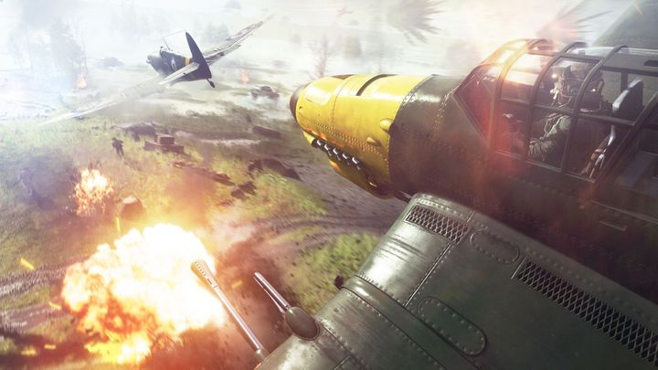 Bombardování Rotterdamu i tanková bitva v Africe. Nový Battlefield se zaměří na druhou světovou