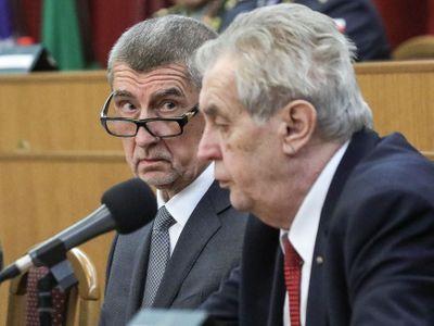 Prezident Zeman premiérovi abolici neudělí, nevidí pro ni důvod