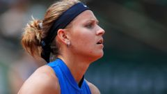 Lucie Šafářová ve 3. kole French Open
