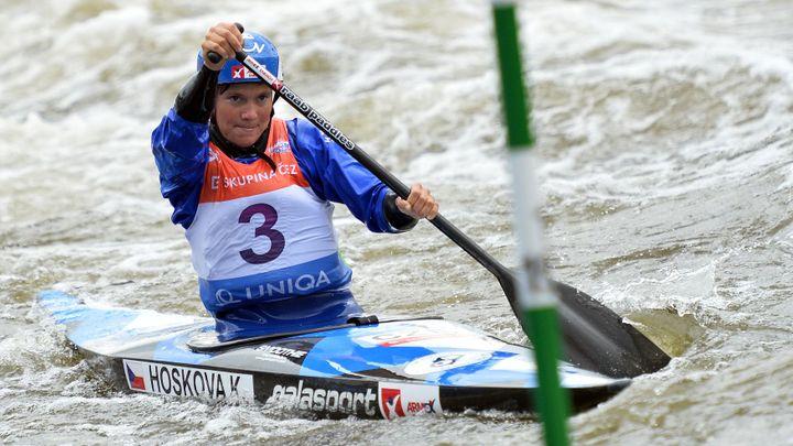 Kanoistka Hošková byla druhá v pražském SP ad26717f79