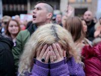 Protesty zažívá i Bratislava. Tisíce Slováků vyšly do ulic kvůli poměrům v zemi