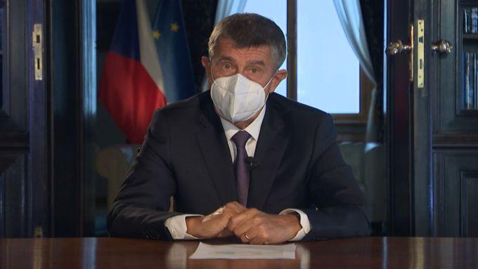 Sledujte televizní projev premiéra Andreje Babiše. Ve speciálu DVTV komentuje šéf FN Motol a bývalý ministr zdravotnictví Miloslav Ludvík.