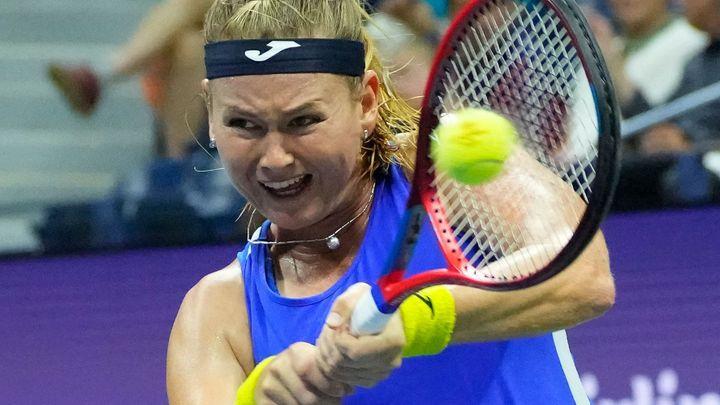 Bouzková v Lucemburku ukončila sérii porážek, Vondroušová už je ve čtvrtfinále; Zdroj foto: Reuters