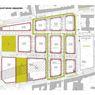 Nová čtvrť má vzniknout na více než dvaceti hektarech mezi ulicemi Ostrovského, Nádražní, Dobříšská a Radlická. Investor stavby, společnost Sekyra Group, předpokládá, že oblast dosavadního nákladového nádraží by se měla úplně proměnit zhruba za patnáct let. Náklady na výstavbu firma odhaduje na 12 až 15 miliard korun. Urbanistický návrh areálu zpracoval ateliér A69.