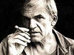 Milan Kundera denies it was him who turned Dvořáček in.
