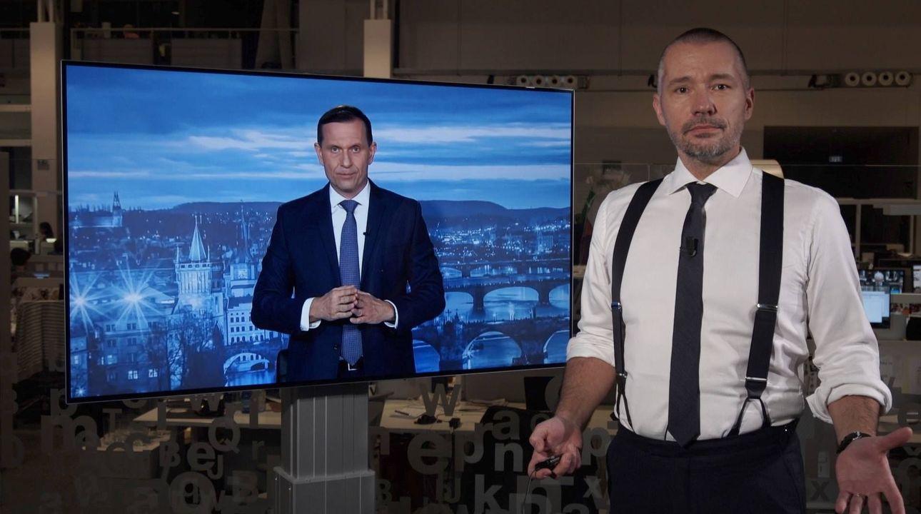 Jaromír Soukup na Hrad: Do politiky (ne)chci, politické ambice (ne)mám...