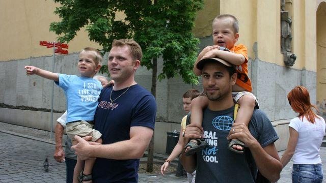 Cesky herec homosexual parenting