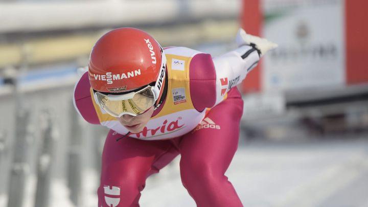 Závod SP sdruženářů v Norsku vyhrál Frenzel, Portyk má dva body