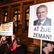 V Přerově se střetli Zemanovi příznivci a odpůrci, na prezidenta čekaly červené karty