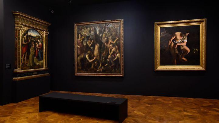 Kolář, město nebo Tizian. Olomoucké muzeum otevřelo nové výstavy