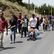 Bosenská policie uzavřela hraniční přechod do Chorvatska kvůli skupině migrantů