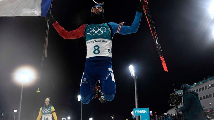 Biatlonista Fourcade nesouhlasí s bojkotem finále Světového poháru v Ťumeni