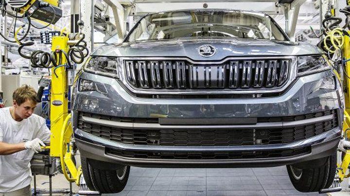Škoda Auto zvýšila provozní zisk o pět procent, mateřskému Volkswagenu naopak klesl