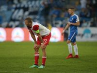 Živě: Liberec - Slavia 0:1. Pražané stále vedou, ale oslabený Liberec kouše