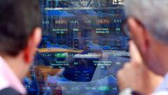 Fotogalerie / Finanční krize 2008 / Lehman Brothers / Reuters / 6