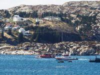 U norského Bergenu havaroval vrtulník, nepřežil zřejmě nikdo ze 13 lidí na palubě