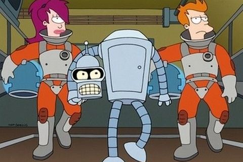 Blíží se Futurama. Good news, everyone