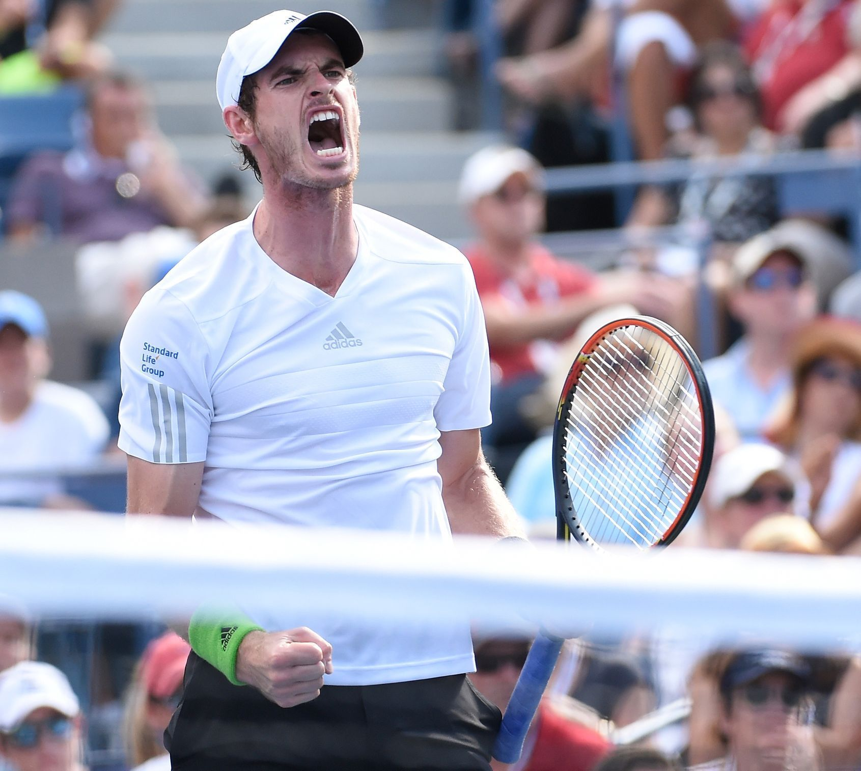 Andy Murray na US Open 2014
