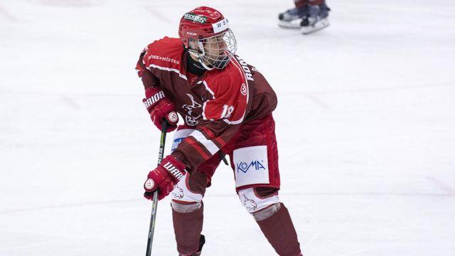 f2363cdf3 Česká juniorka šla kvalitou dolů. Na Slovensku jde hokej zase nahoru ...
