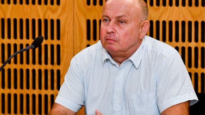 Státní zástupce Suchánek odmítl, že by převzal úplatek od soudce Havlína