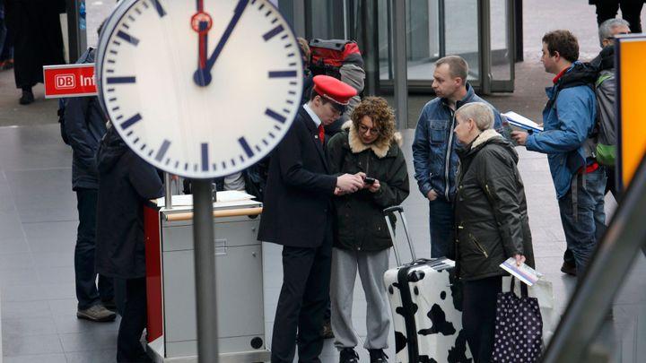 Německé dráhy stávkují, rychlíky z Berlína do Prahy nejedou