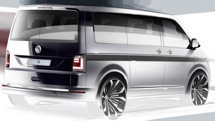 Také VW Transporter T6 zůstane jen u spalovacích motorů