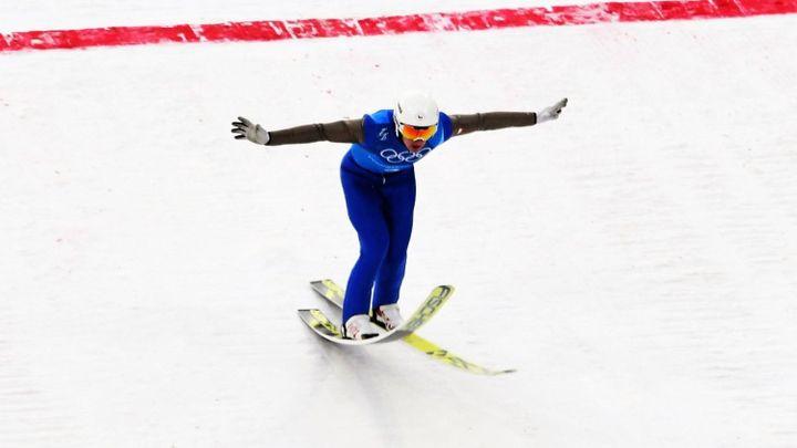 Na elitu nemáme, ale propadák to nebyl, hodnotí olympijské vystoupení ředitel sdruženářů Slavík