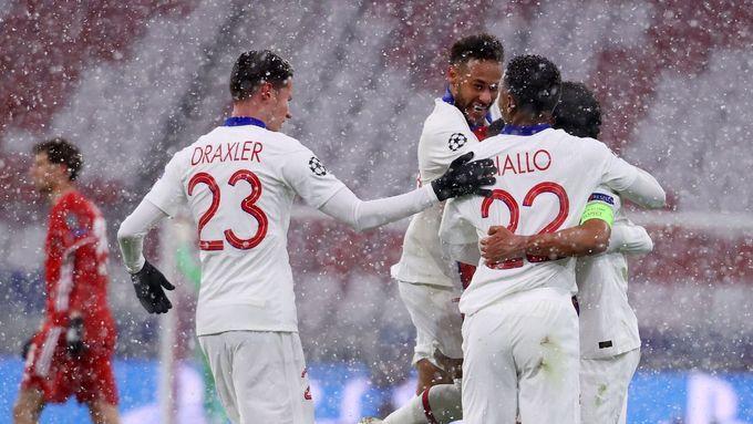 Podívejte se na sestřih čtvrtfinále Ligy mistrů mezi Bayernem a Paris. St Germain