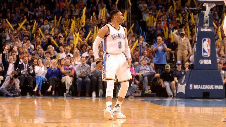 Westbrook s Georgem dotáhli v NBA Oklahomu k výhře nad Portlandem