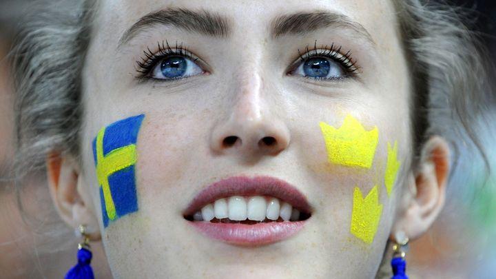 Severská krása, české fandění i rozhodčí na bidýlku. To jsou nejlepší snímky z Kodaně