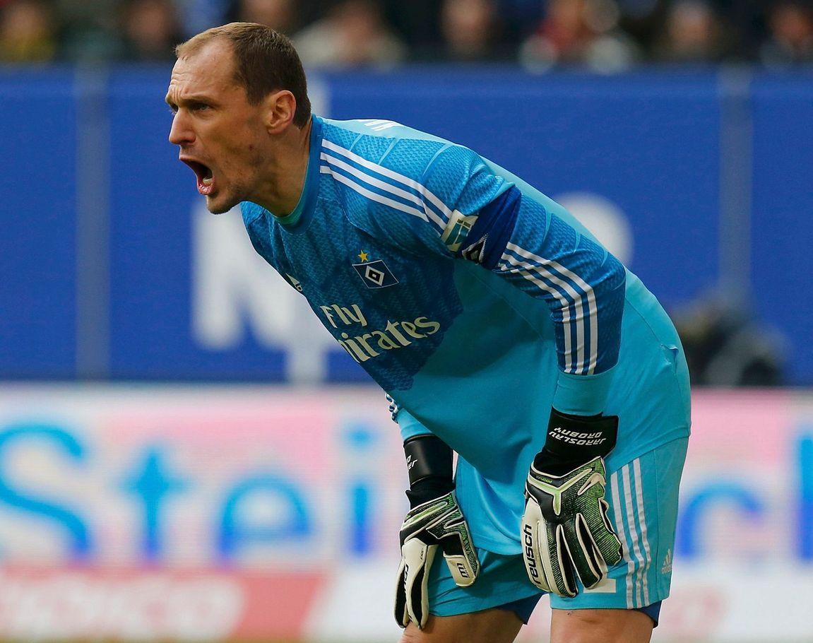 Jaroslav Drobn½ Hamburger SV Aktuálně