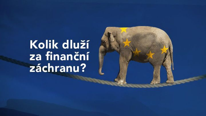 Podrobný přehled: Kolik dluží státy EU za finanční záchranu