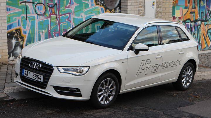 Otestovali jsme plynové Audi A3. Je vlažnější než na benzin