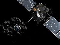 Pouť sondy Rosetta po 12 letech končí. Náraz do komety můžete sledovat živě