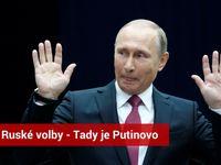 Živě z DVTV: Putin sahá po dalším vítězství, ostatní kandidáty od něj dělí velká propast