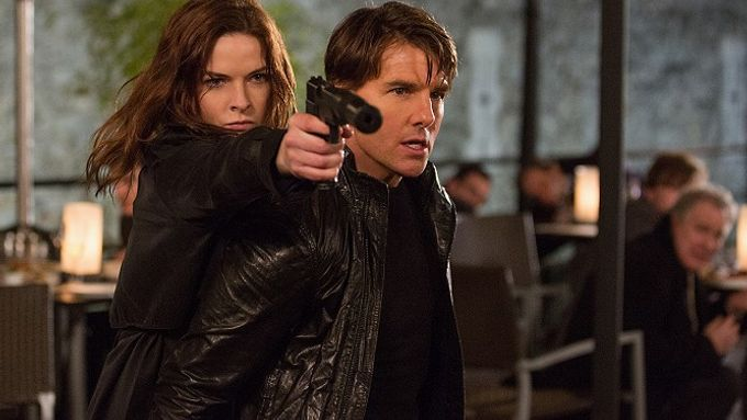 Tom Cruise v Mission: Impossible