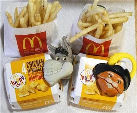 Happy Meal od McDonald's