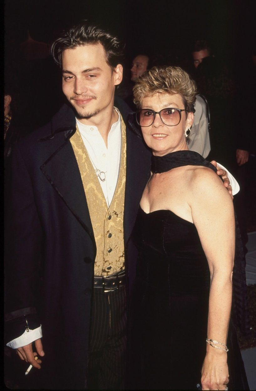 Johnny Depp, Betty Sue Palmer