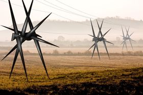 Czech designers present future vision of power poles
