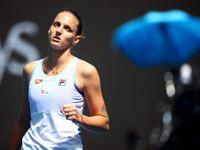Plíšková přehrála kamarádku Mladenovicovou a na Australian Open postupuje