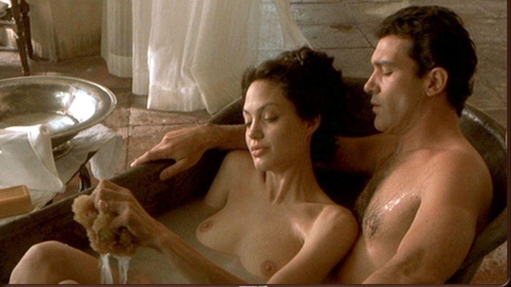 Angelina Jolie Antonio Banderas Nude 118