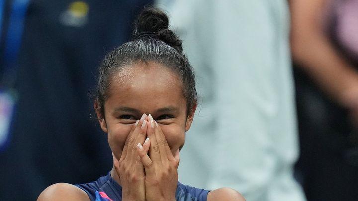 Finalistky US Open napodobily Serenu s Hingisovou. A stanovily rekord celé éry; Zdroj foto: Reuters