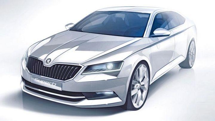 Nová auta pro rok 2015. Prohlédněte si, jak vypadají