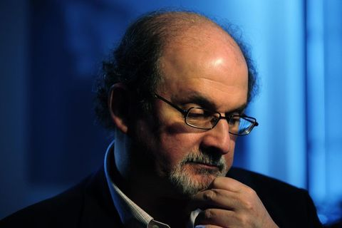 Salman Rushdie jede do Indie, promluví na konferenci